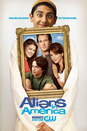 """Aliens in America"" - poster (thumbnail)"