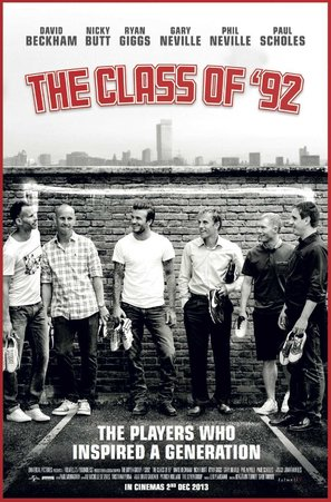 The Class of 92 - British Movie Poster (thumbnail)
