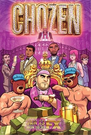 """""""Chozen"""" - Movie Poster (thumbnail)"""