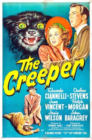 The Creeper - Movie Poster (thumbnail)