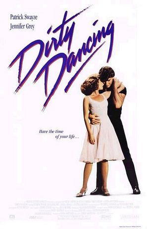 Dirty Dancing - Movie Poster (thumbnail)