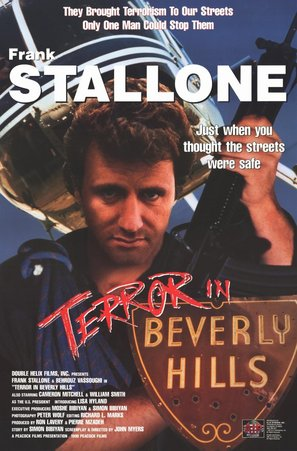 Terror in Beverly Hills - Movie Poster (thumbnail)