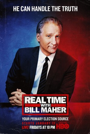 """""""Real Time with Bill Maher"""""""