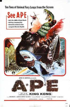 Ape - Movie Poster (thumbnail)