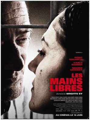 Les mains libres - French Movie Poster (thumbnail)