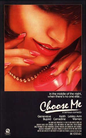 Choose Me - Movie Poster (thumbnail)