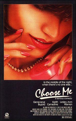 Choose Me - Movie Poster (thumbnail)