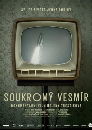 Soukromý vesmír - Czech Movie Poster (thumbnail)