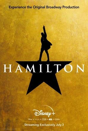 Hamilton - Movie Poster (thumbnail)