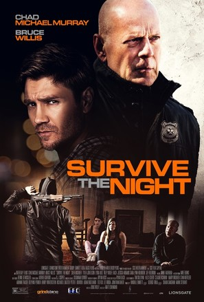 Survive the Night - Movie Poster (thumbnail)
