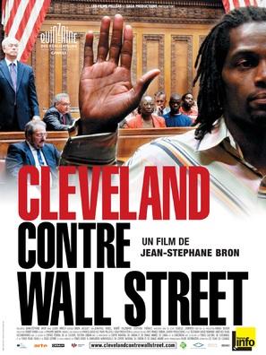 Cleveland Versus Wall Street - Mais mit dä Bänkler - French Movie Poster (thumbnail)