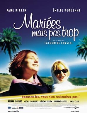 Mariées mais pas trop - Belgian Movie Poster (thumbnail)
