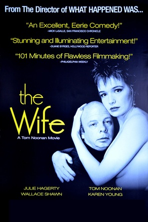 The Wife - DVD cover (thumbnail)