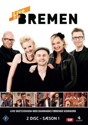 """""""Live fra Bremen"""" - Danish Movie Cover (thumbnail)"""