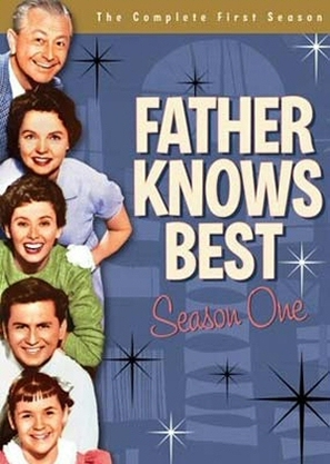 """Father Knows Best"" - DVD movie cover (thumbnail)"