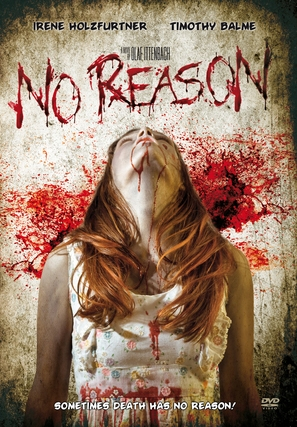 No Reason - DVD cover (thumbnail)