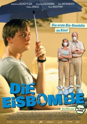 Eisbombe, Die - German Movie Poster (thumbnail)