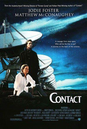 Contact - Movie Poster (thumbnail)