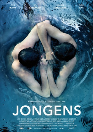 Jongens - Dutch Movie Poster (thumbnail)