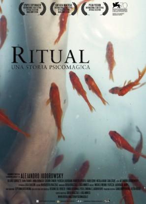 Ritual - A Psychomagic Story - Italian Movie Poster (thumbnail)