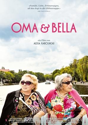 Oma & Bella - German Movie Poster (thumbnail)