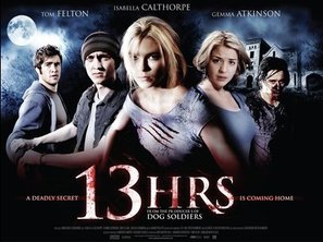 13Hrs - British Movie Poster (thumbnail)