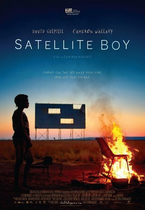 Satellite Boy - Australian Movie Poster (thumbnail)
