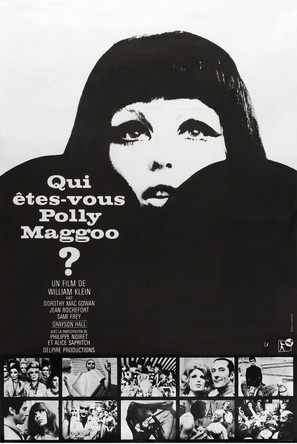 Qui êtes-vous, Polly Maggoo? - French Movie Poster (thumbnail)