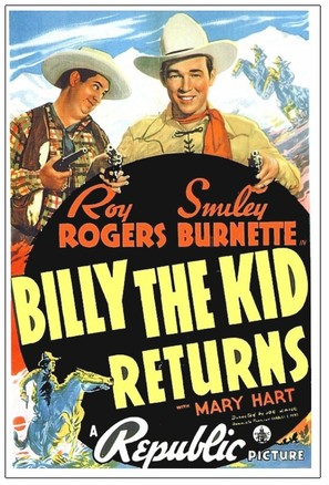 Billy the Kid Returns - Movie Poster (thumbnail)