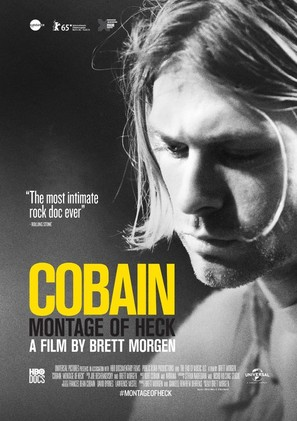 Kurt Cobain: Montage of Heck - Movie Poster (thumbnail)