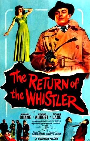 The Return of the Whistler - Movie Poster (thumbnail)
