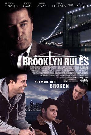 Brooklyn Rules - poster (thumbnail)