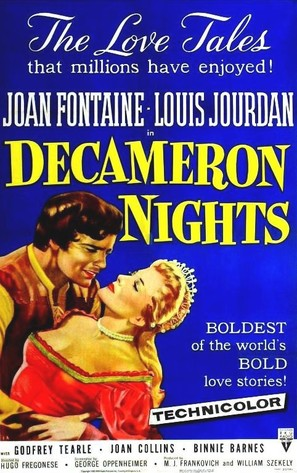 Decameron Nights - Movie Poster (thumbnail)