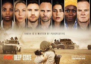 """Deep State"""