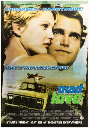 Mad Love - Movie Poster (thumbnail)