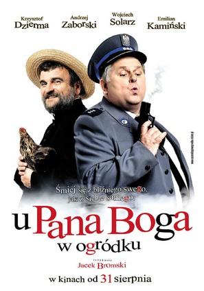 U Pana Boga w ogródku - Polish poster (thumbnail)