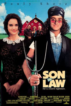 Son in Law - Movie Poster (thumbnail)