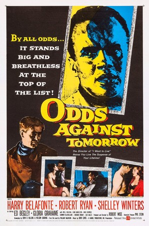 Odds Against Tomorrow - Theatrical poster (thumbnail)