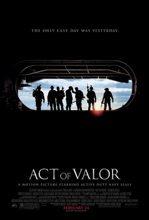 Act of Valor - Movie Poster (thumbnail)