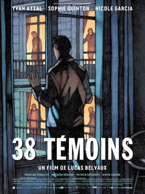 38 témoins - French Movie Poster (thumbnail)
