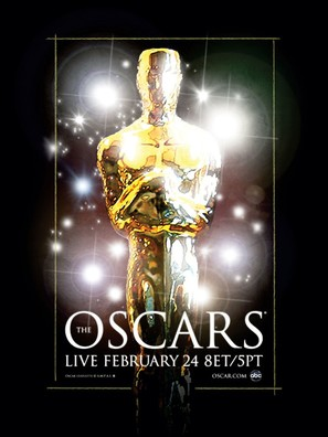 The 80th Annual Academy Awards - Movie Poster (thumbnail)
