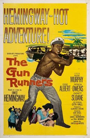 The Gun Runners - Movie Poster (thumbnail)