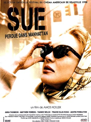 Sue - French Movie Poster (thumbnail)