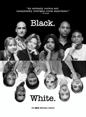 """Black. White."" - poster (thumbnail)"