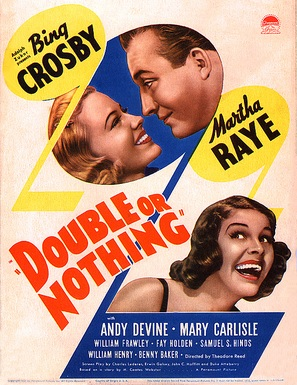 Double or Nothing - Movie Poster (thumbnail)