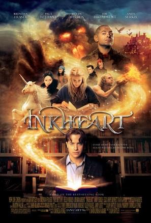 Inkheart - Advance movie poster (thumbnail)