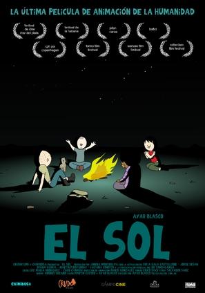 El sol - Argentinian Movie Poster (thumbnail)