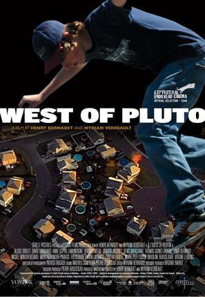 À l'ouest de Pluton - Canadian Movie Poster (thumbnail)
