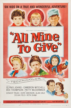 All Mine to Give - Movie Poster (thumbnail)