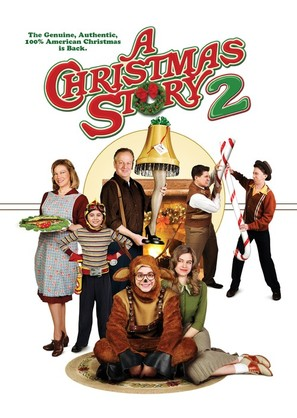 A Christmas Story 2 - DVD movie cover (thumbnail)
